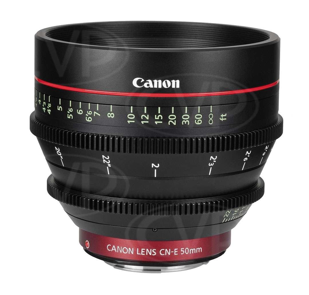 Buy Canon Cn E 50mm T1 3 L Ef Mount Digital Cine Prime
