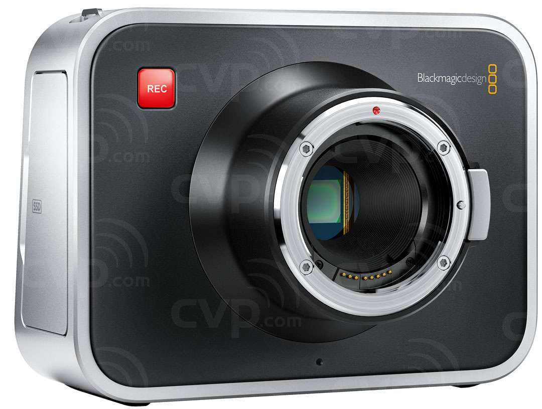 Blackmagic Design 2 5k Cinema Camera Ef Mount Body Only