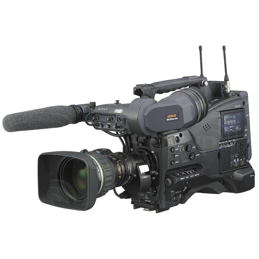 Sony Pmw 500 Pmw500 Xdcam Ex 422 Full Hd Broadcast Eng