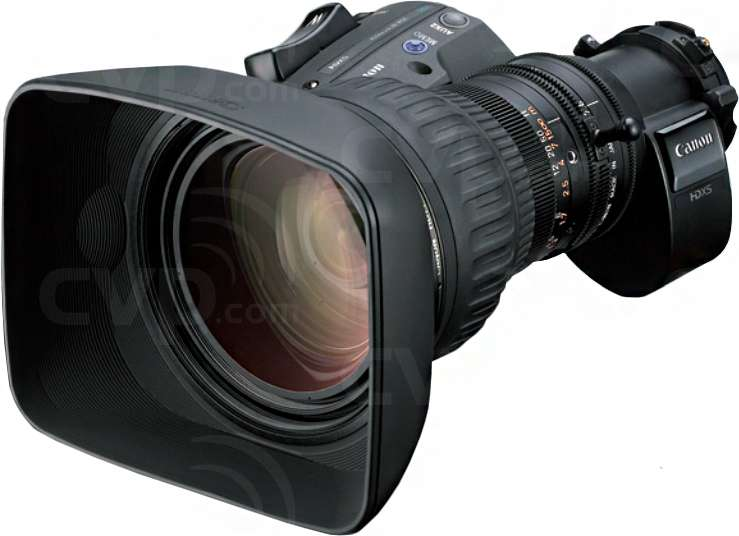 Buy canon hj22ex7 6b irse hd tele zoom lens w 2x ext for Best lens for furniture photography