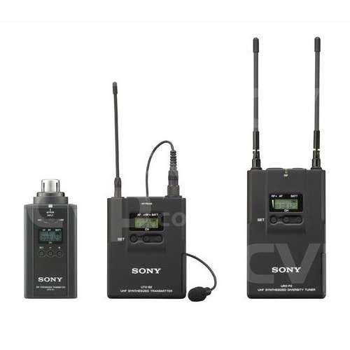 Buy Sony Uwp V6 K38 Uwpv6k38 Uhf Wireless Pack With