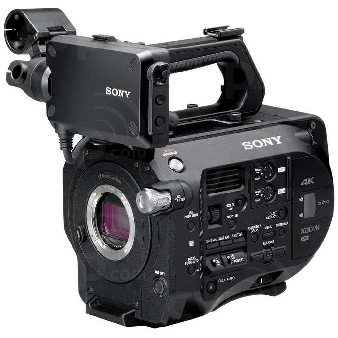 Buy Sony Pxw Fs7 Pxwfs7 4k Super 35mm Exmor Cmos