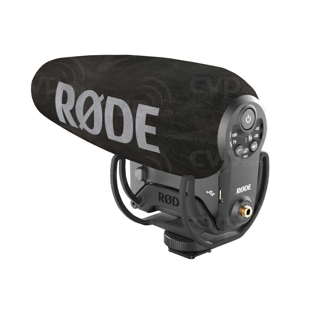 Buy Rode Videomic Pro On Camera Shotgun Microphone
