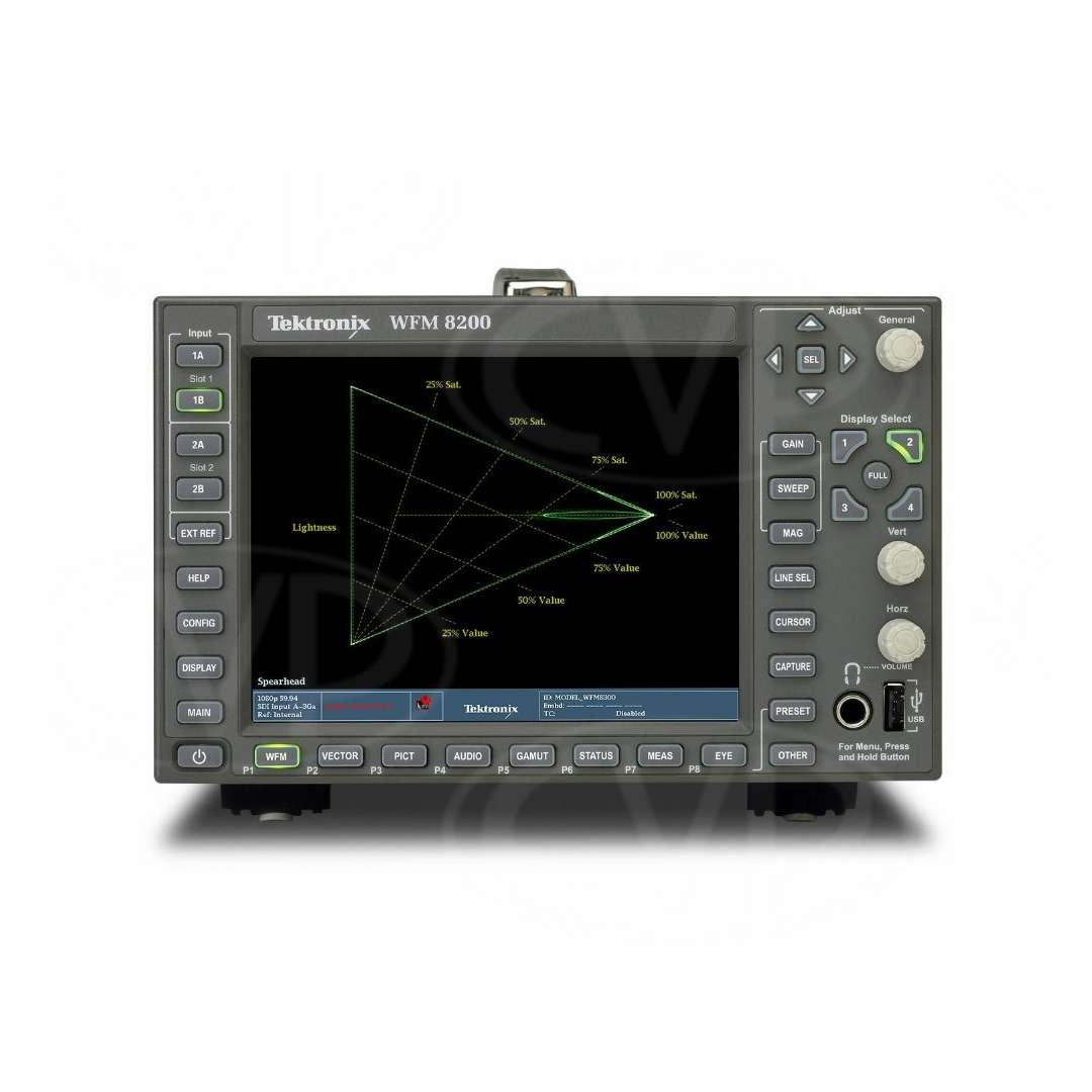 Buy Tektronix Wfm8200 Wfm 8200 Advanced 3g Hd Sd
