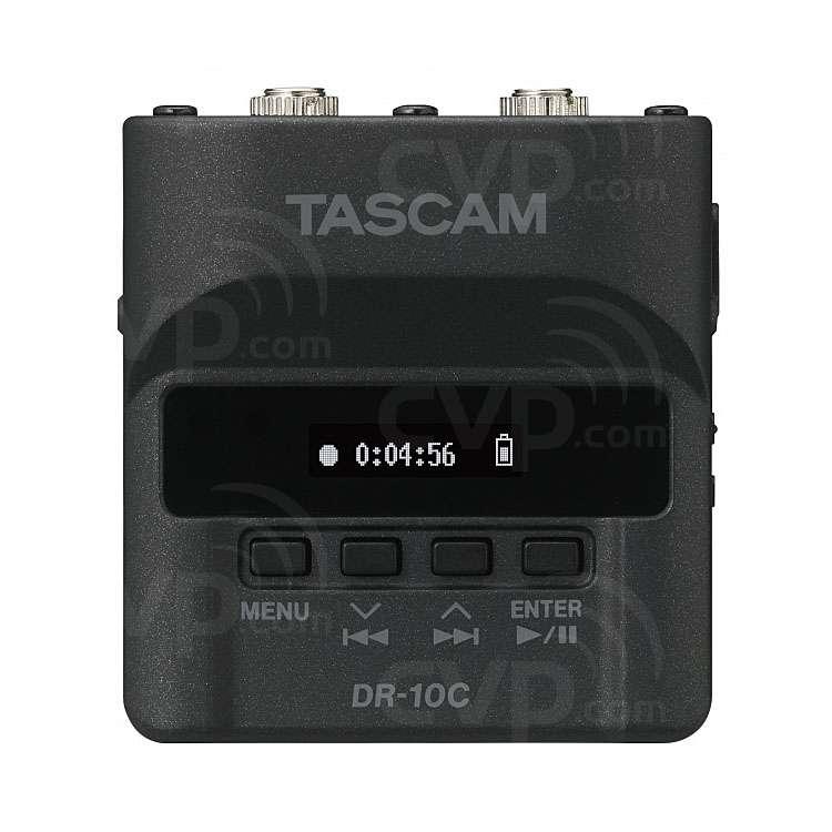 Buy Tascam Dr 10cs Dr10cs Micro Linear Pcm Recorder