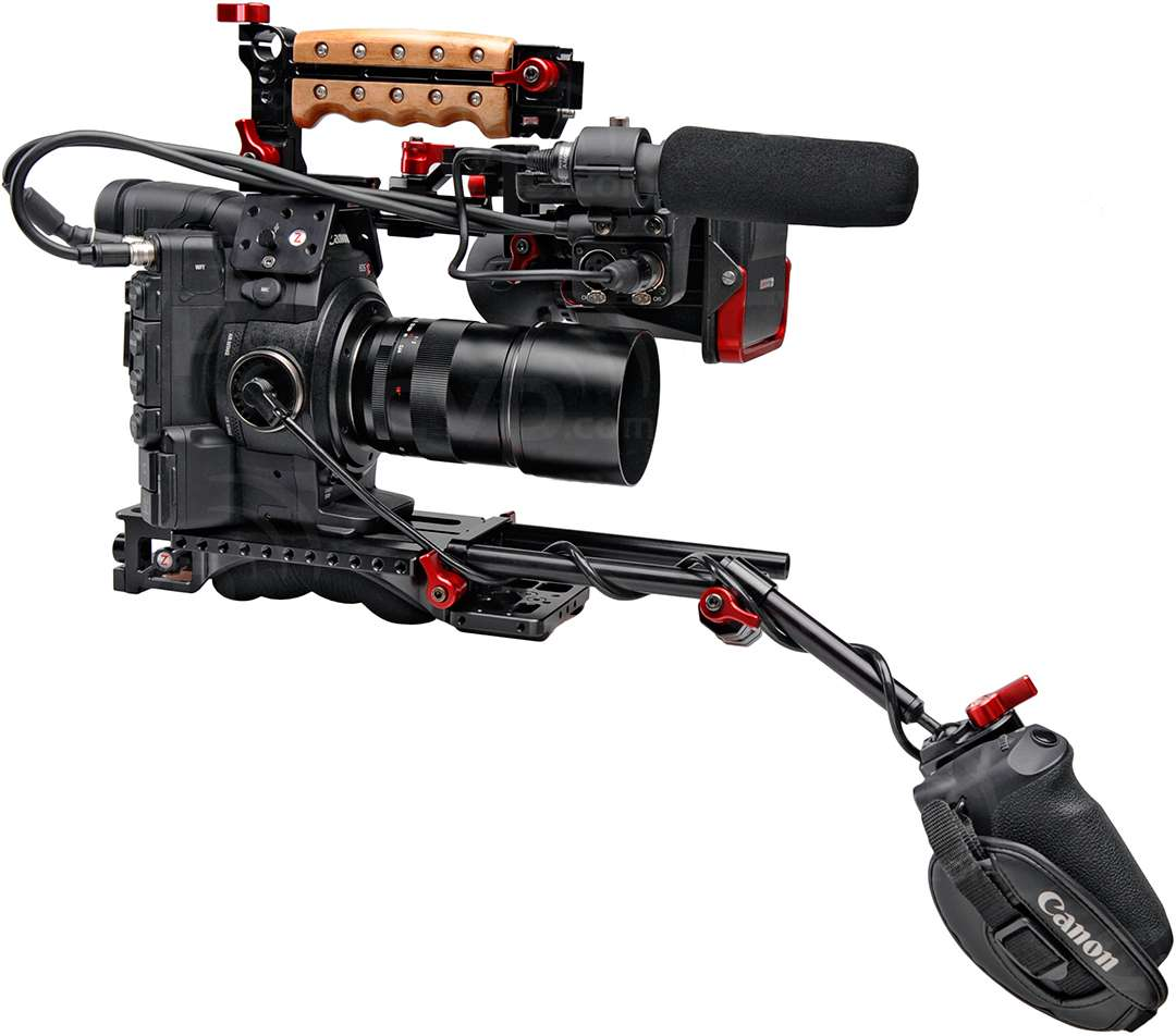 Zacuto Z C300zr Zc300zr Z Finder Recoil Rig For The