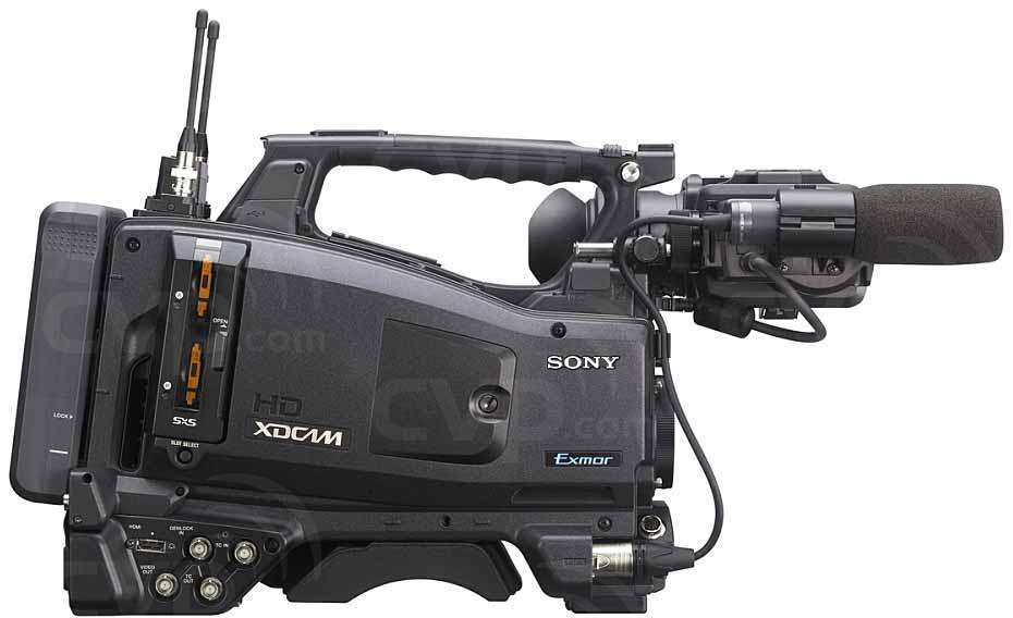 Sony Pmw 400l Pmw400l Xdcam Ex 422 Full Hd Broadcast Eng