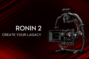 DJI AND THE RONIN 2