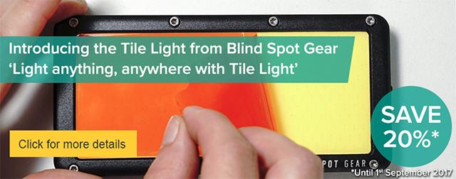 Blind spot gear