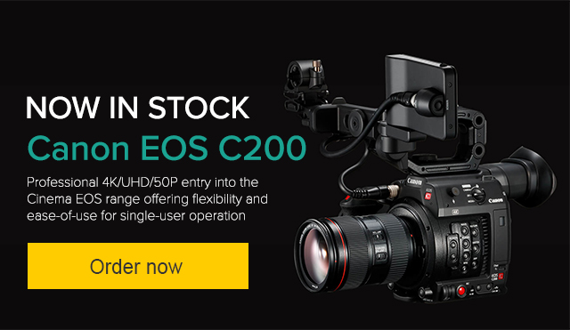Canon 200 In stock