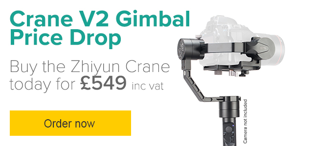 Zhiyun Crane price drop