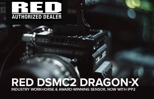 RED DMSC2 DRAGON-X