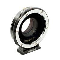 Metabones Canon EF to Micro FourThirds T Speed Booster Ultra 0.71x (Black Matt) (p/n MB_SPEF-M43-BT4)