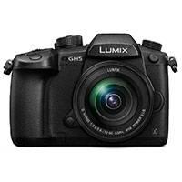 Panasonic Lumix DC-GH5 20.3MP Digital Single Mirrorless Compact System Camera with 12-60mm f3.5-5.6 Lens (DC-GH5MEB-K)