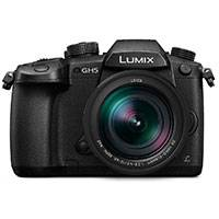 Panasonic Lumix DC-GH5 20.3MP Digital Single Mirrorless Compact System Camera with 12-60mm f2.8-4 Lens (DC-GH5LEB-K)
