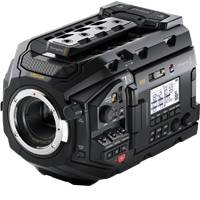 Blackmagic Design URSA Mini Pro G2 Super 35 4.6K Camcorder - EF Mount - Body Only