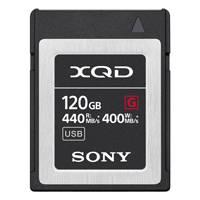 Sony QDG120F (QD-G120F) XQD G-Series 120GB 400MB/s Read/ Write