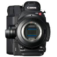 Canon EOS C300 Mark II Cinema EOS Camera - 4K EF Mount Video Camera with Dual DIGIC DV5 Processors a Super 35mm CMOS Sensor and 15-Stops of Dynamic Range at High Bit Rates to Internal CFast 2.0 Cards