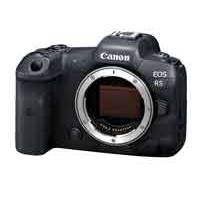 Canon EOS R5 45 Megapixel Full Frame Mirrorless Camera with 4K/8K video and 51,200 ISO - Body Only (p/n 4147C025AA)