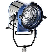 ARRI L1.37400.B (L137400B) M40 Manual 4000watt, 6000K Lamp Head (blue-silver) VEAM Connector