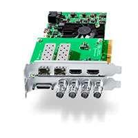 Buy Blackmagic Decklink Quad Hdmi Recorder High Performance Pcie Capture Card P N Bmd Bdlkdvqdhdmi4k