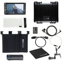 SmallHD SHD-MON702B-KIT1 (SHDMON702BKIT1) 702 Bright Full HD Field Monitor Kit including Sunhood, Screen Protector, HDMI Cable, Carry Case