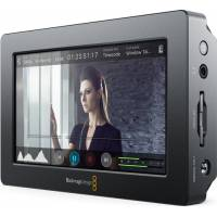 Blackmagic Video Assist 5 inch Full HD Touchscreen Monitor with Built in ProRes and DNxHD Recorder (p/n BMD-HYPERD/AVIDAS5HD)