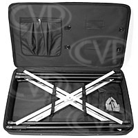 IDS Indie Dolly Systems IND.S.T.KIT - 4 sections (each section = 3 feet) of straight track in custom carrying bag