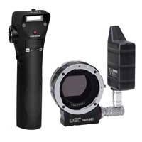Aputure DEC Vari-ND Wireless Remote Adapter for MFT Mount Cameras to EF Mount and EF-S AF Lenses with Vari-ND Filter (p/n 6947214409110)