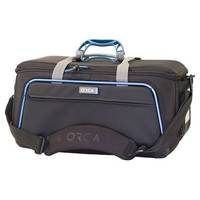 Orca OR-12 (OR12) Shoulder Video Bag compatible with Sony PMW-300, PMW-F5, PMW-F55 and Panasonic AG-AC8