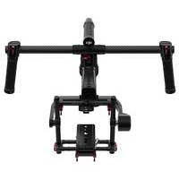 DJI Ronin-MX 3-Axis Stabilized Handheld Gimbal (Ronin-MX) Package including Grip and Wireless Thumb Controller