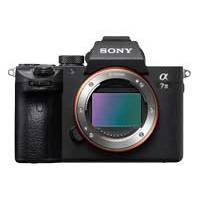 Sony a7 Mark III 24.2 Megapixel Full Frame Digital Camera with 4K HDR Video Recording - Body Only (p/n ILCE-7M3)