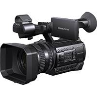 Sony HXR-NX100 (HXRNX100) NXCAM Camcorder with a 1.0-type Exmor R CMOS Sensor and 48x Zoom Lens