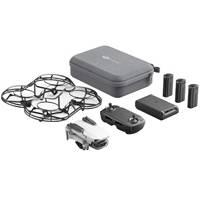 DJI Mavic Mini Quadcopter Drone with 12MP 3-Axis Gimbal Camera - Fly More Combo