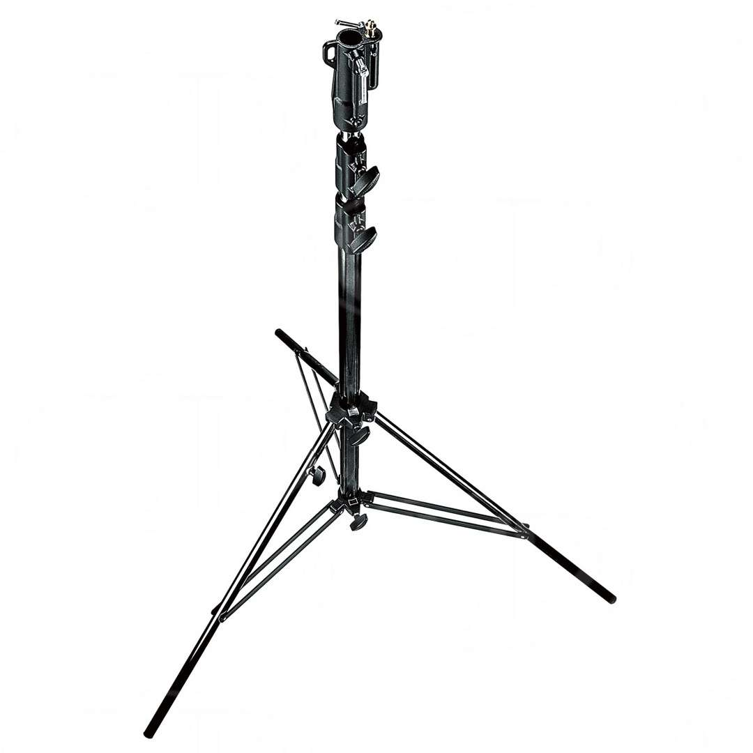 Manfrotto 126BSU (126-BSU) Heavy Duty Black Stand