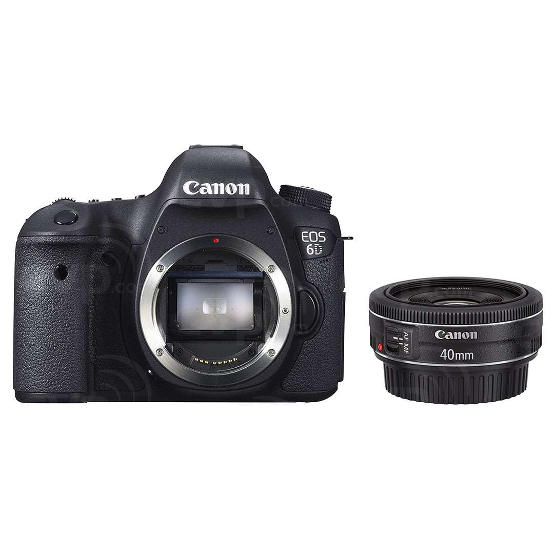 Buy - Canon EOS 6D 20.2 Megapixel Full Frame Digital SLR camera with ...