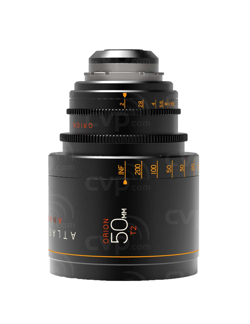 Atlas Lens Co Orion 50mm T2 Anamorphic Prime - PL