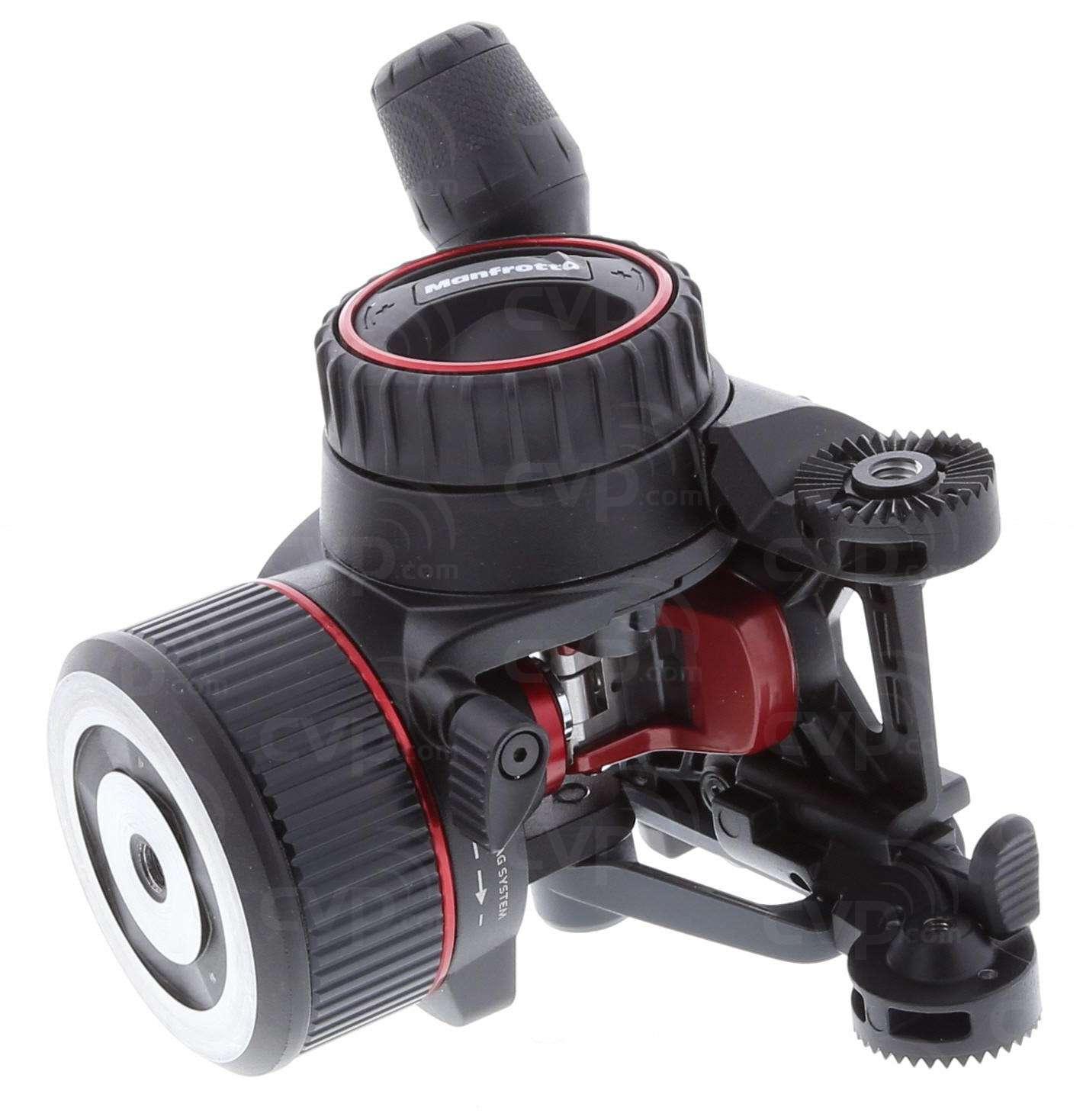 Buy Ex Demo Manfrotto Mvhn8ah Mvh N8ah Nitrotech N8 Fluid Video Head Mvh500ah