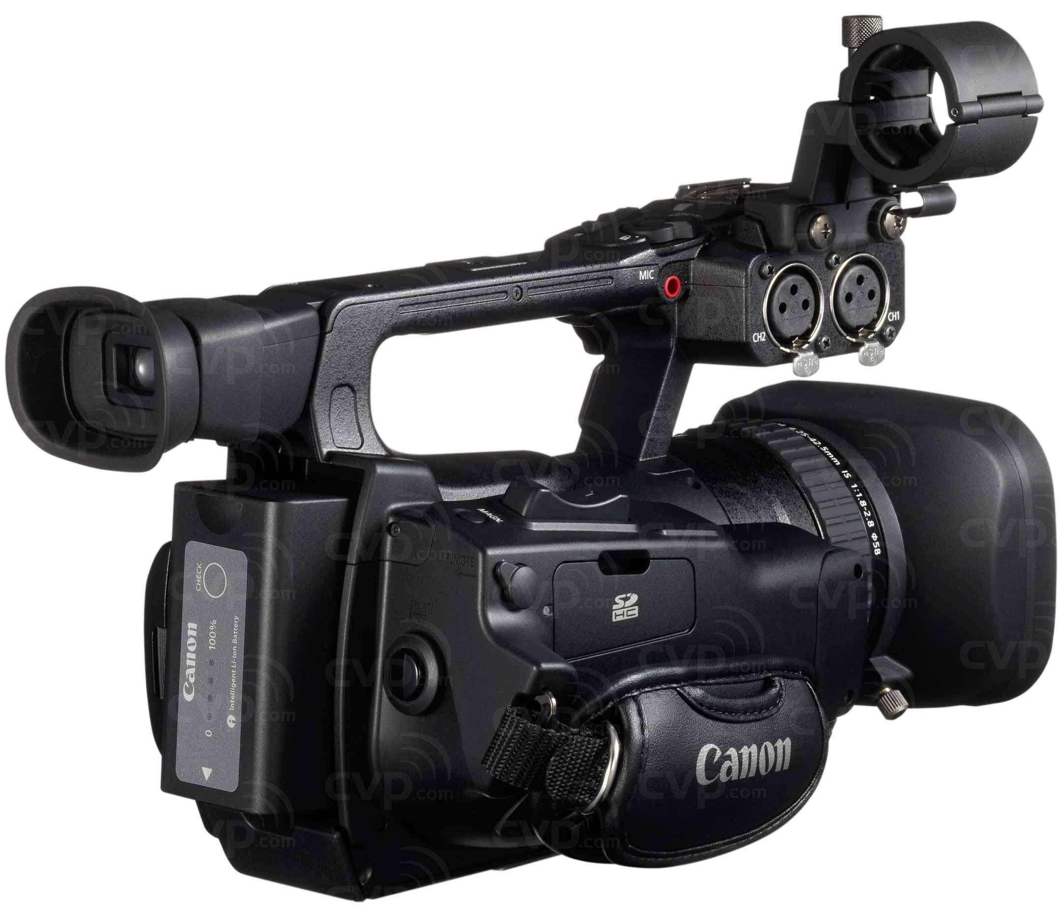 Drivers Canon XF100 Video Camera
