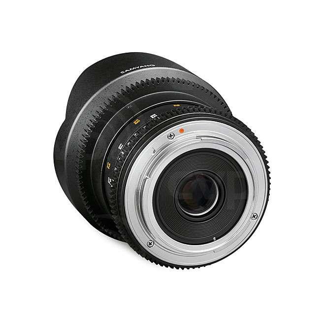 Samyang 14mm T3 1 - Canon EF