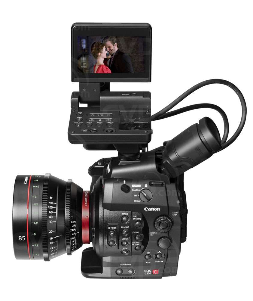 Canon EOS C300 DAF Camcorder Drivers Windows XP