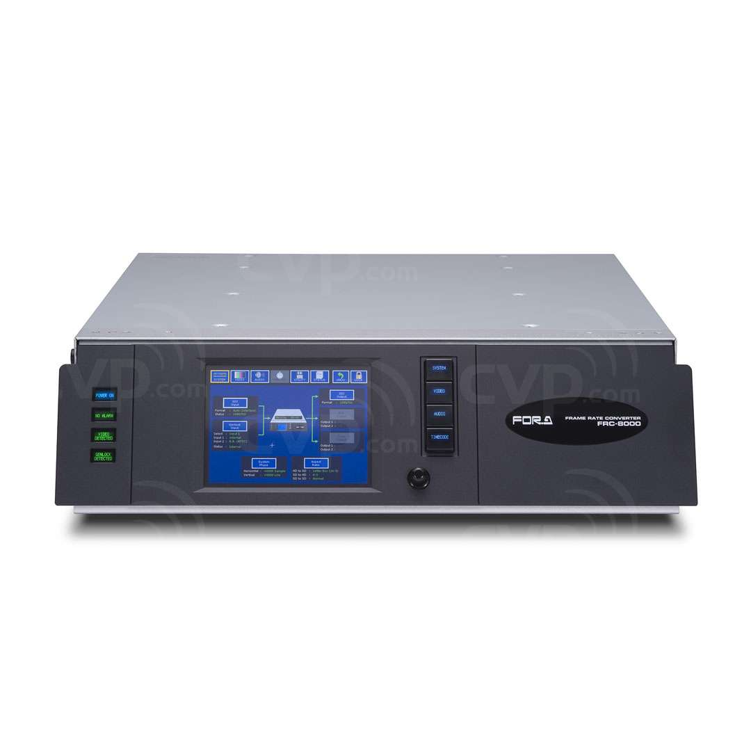 Buy - For-A FRC-8000 (FRC-8000) HD/SD Frame Rate and Cross Converter