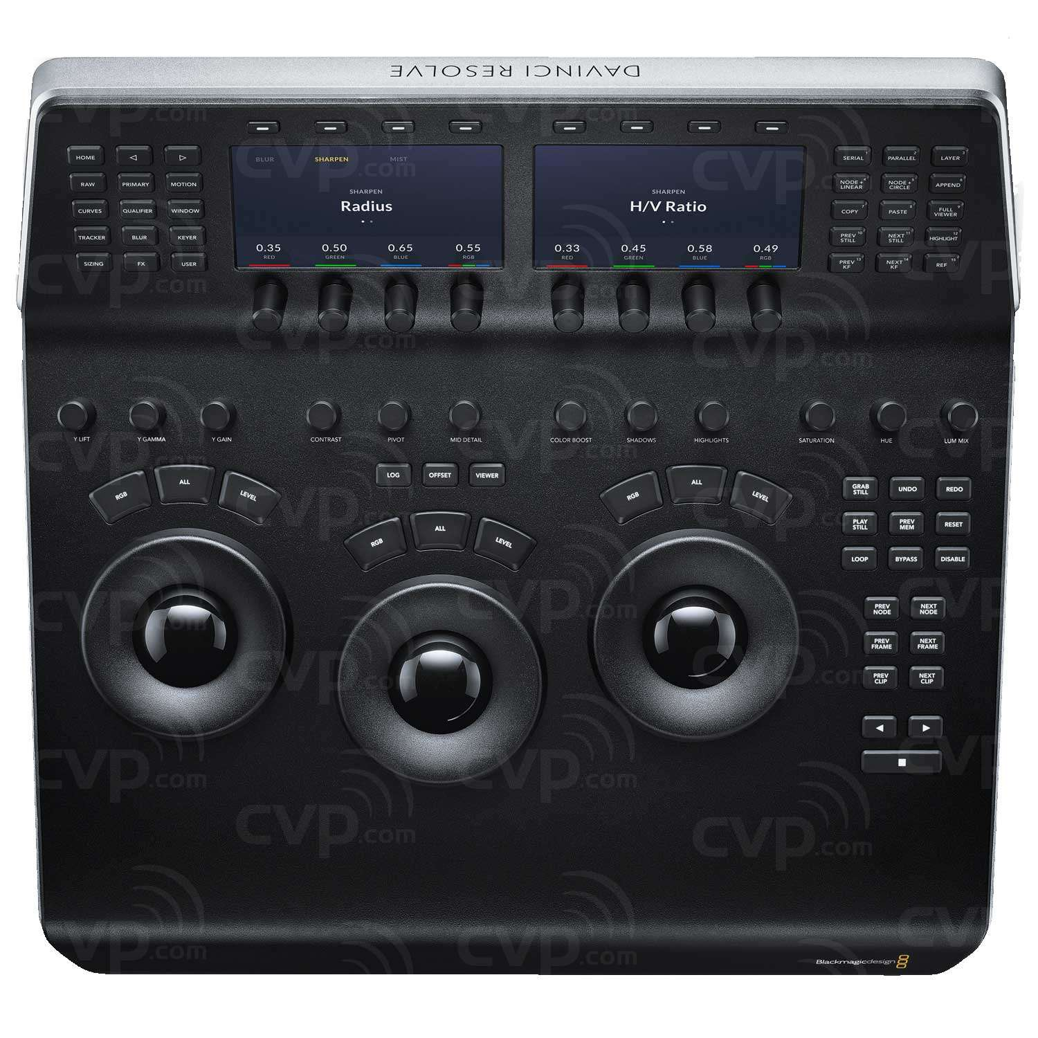 Blackmagic Design DaVinci Mini Panel Components