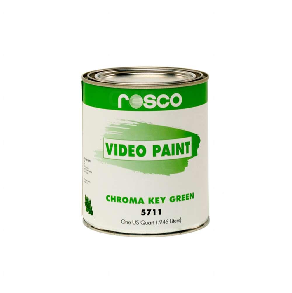 Grade A Rosco Chroma Key Paint - Green