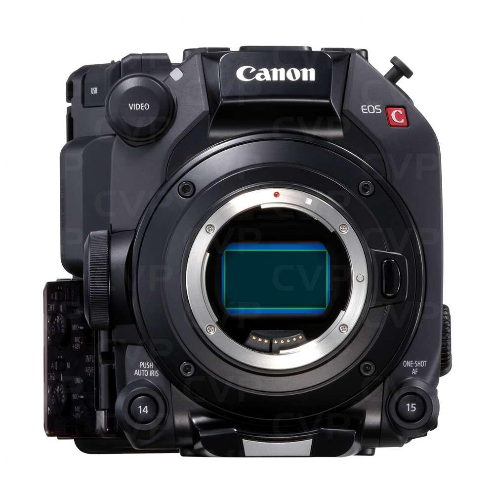 Canon C500 Mark II 5 9K EF