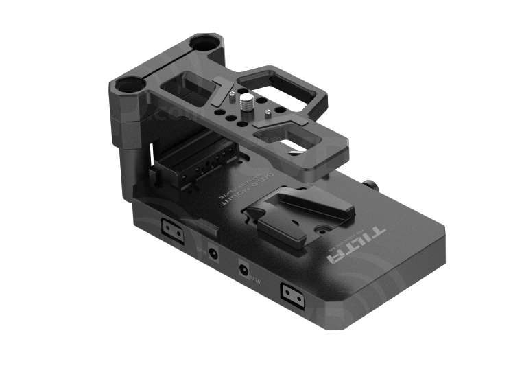 TILTA TA-BSP-V V-Mount Battery Baseplate BMPCC 4K Cage Blackmagic Pocket Cinema Camera 4K Rig V-Mount Battery Baseplate
