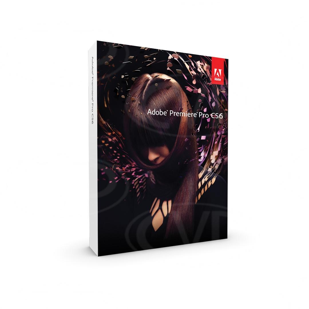 Adobe Premiere Pro CS6 Upgrade