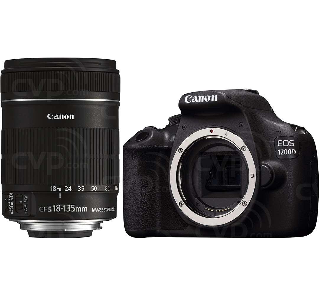 Canon EOS 1200D + 18-135mm