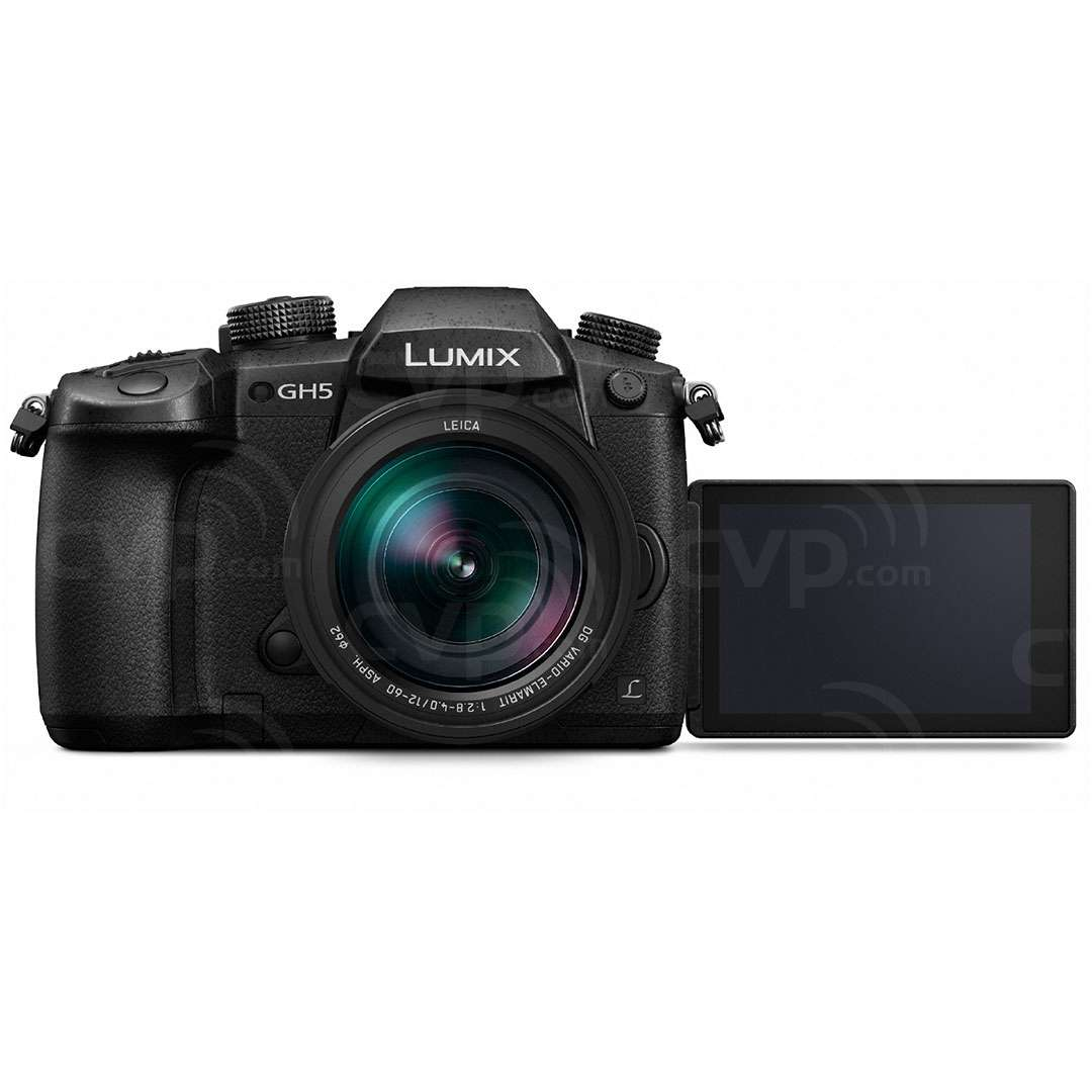 Panasonic Lumix DC-GH5 20.3MP Digital Single Mirrorless Compact System Camera