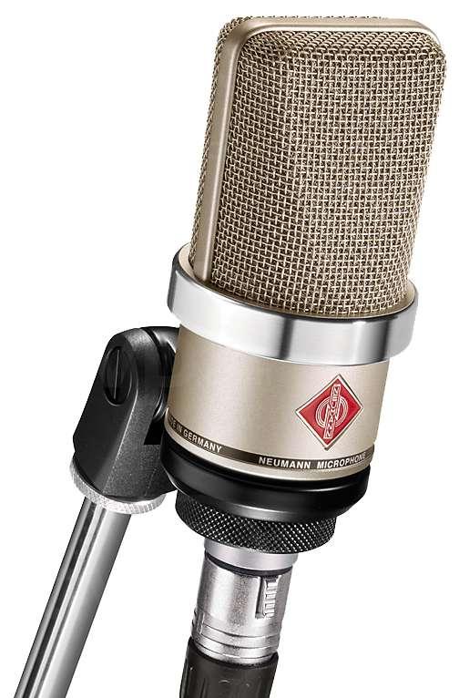 buy neumann tlm 102 large diaphragm cardioid studio microphone nickel p n 008626. Black Bedroom Furniture Sets. Home Design Ideas